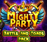 Mighty Party: Battle and Toads Giveaway