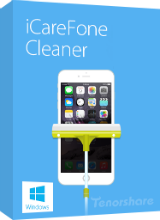 Tenorshare iCareFone Cleaner 1.0 Giveaway