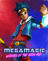 Megamagic: Wizards of the Neon Age Giveaway