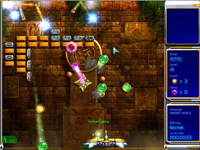 Hyperballoid 2 time rider brick breaker game best casino download
