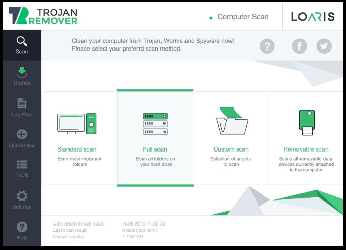 Resultado de imagen de Loaris Trojan Remover 3