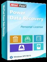 MiniTool Power Data Recovery 7.0