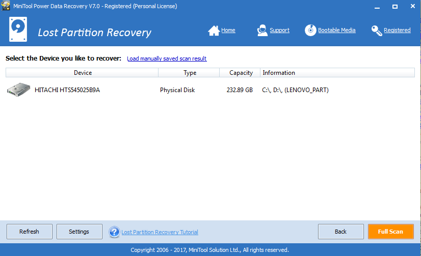power data recovery download