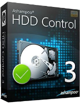Ashampoo HDD Control 3 Giveaway