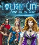 Twilight City: Love as a Cure Giveaway