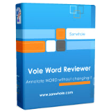 Vole Word Reviewer Professional 3.59.7061 Giveaway
