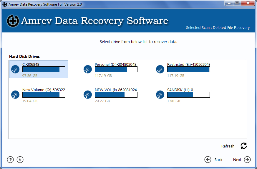 How to recover files from external hard drive not detected.