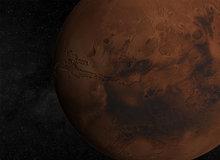 Solar System - Mars 3D Giveaway