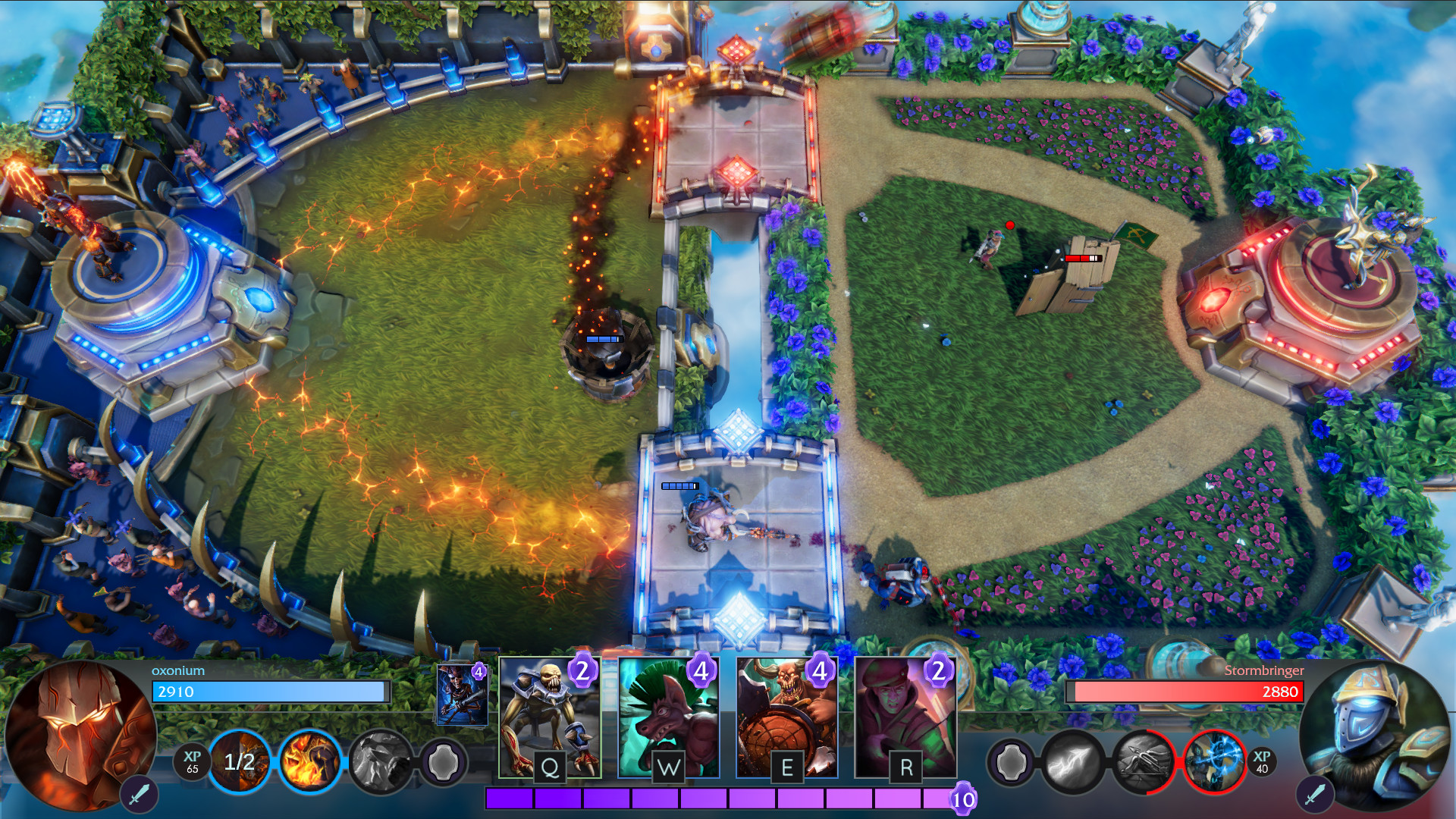Minion Masters - Collect an army of Minions and fight with