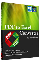 Lighten PDF to Excel Converter 5.3.0 Giveaway