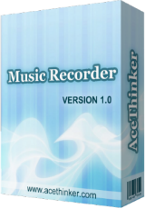 Acethinker Music Recorder 1.1.1 (Win&Mac) Giveaway