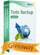 EaseUS Todo Backup Home 9.2 Giveaway