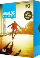 ANALOG projects 3 (Win&Mac) Giveaway