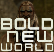 Bold New World Giveaway