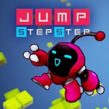Jump, Step, Step Giveaway