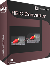 Joyoshare HEIC Converter for Windows 1.0 Giveaway