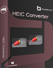 Joyoshare HEIC Converter for Windows 1.0 Giveaway
