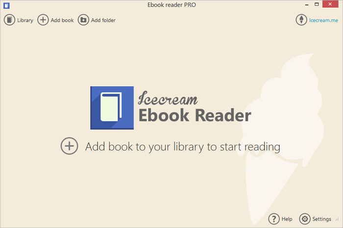 Giveaway of the day free licensed software daily icecream ebook icecream ebook reader is a easy to use yet advanced ebook reader with modern gui the program supports the following ebook formats epub mobi fb2 pdf fandeluxe Gallery