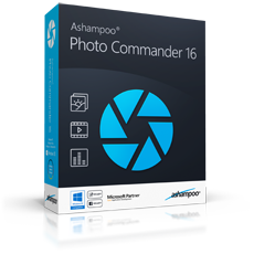 Ashampoo Photo Commander 16 Giveaway