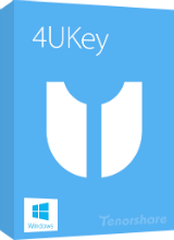 Tenorshare 4uKey 1.2 Giveaway