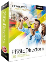 PhotoDirector 8 DE Giveaway
