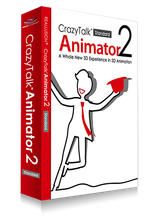 CrazyTalk Animator Standard 2.14 Giveaway