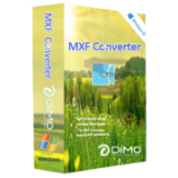 Dimo MXF Converter  4.0 Giveaway