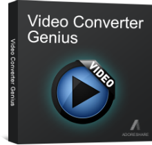 Adoreshare Video Converter Genius 1.5.0 Giveaway