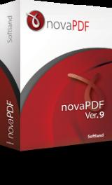 novaPDF Lite 9.1.232 Giveaway