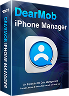 DearMob iPhone Manager 4.2 (Win&Mac) Giveaway