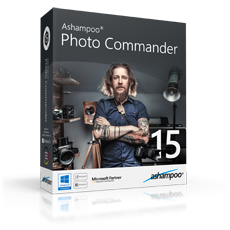 Ashampoo Photo Commander 15 Giveaway