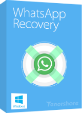 Tenorshare WhatsApp Recovery 3.5.0 Giveaway