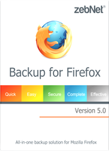 Backup for Firefox 5.0 Giveaway