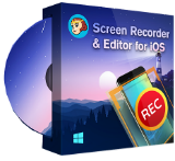 DVDFab Screen Recorder & Editor for iOS 10.0.8 Giveaway