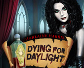 Charlaine Harris: Dying for Daylight Giveaway