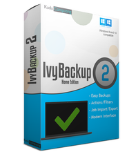 IvyBackup Home 2.8.2 Giveaway