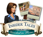 Insider Tales: Vanished in Rome Giveaway