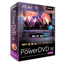 CyberLink PowerDVD 18 Ultra Giveaway