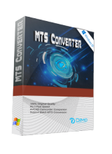 Dimo MTS Converter 4.1.0 (Win & Mac) Giveaway