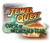 Jewel Quest Mysteries: Curse of the Emerald Tear Giveaway