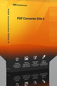 PDF Converter Elite 5 Giveaway