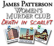 James Patterson Women's Murder Club Death in Scarlet Giveaway