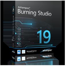 Ashampoo Burning Studio 19 Giveaway
