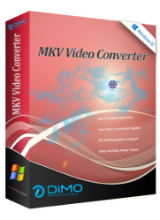 Dimo MKV Video Converter 4.2.0 Giveaway