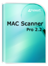Colasoft MAC Scanner Pro 2.3 Giveaway