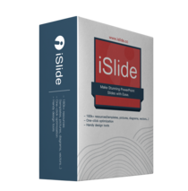 iSlide 3.3.1 - PowerPoint add-in Giveaway