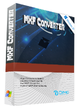 Dimo MXF Converter (Win & Mac) 4.2 Giveaway