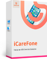 Tenorshare iCareFone 5.0.1 Giveaway