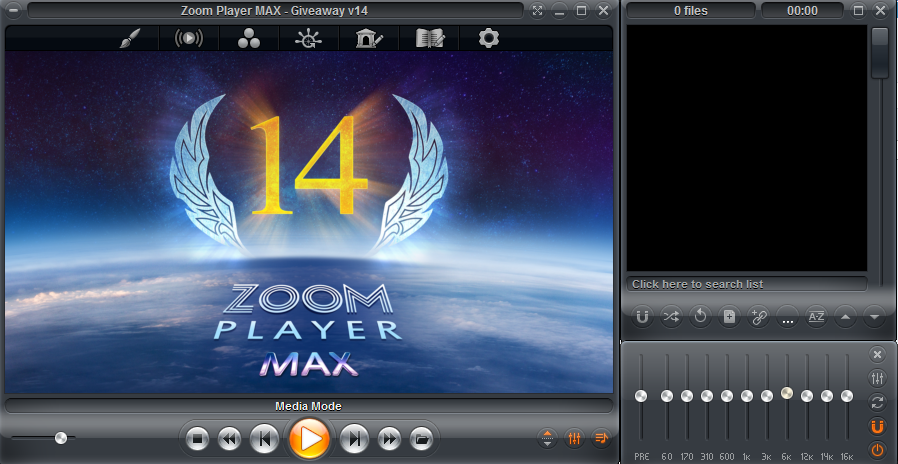 zoom windows media player