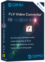 Dimo FLV Converter 4.2.0 (Win & Mac) Giveaway